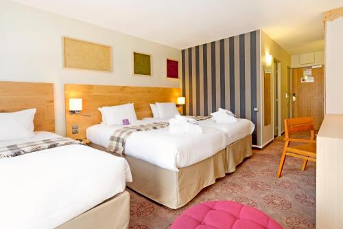 Mercure Sensoria de Saint-Lary-Soulan - Hotel - Saint-Lary Soulan