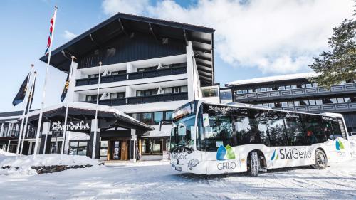 Bardøla Høyfjellshotell - Hotel - Geilo