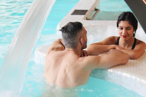 Premium Doppelzimmer Relax Hotel Pazo Los Escudos Spa & Beach 5