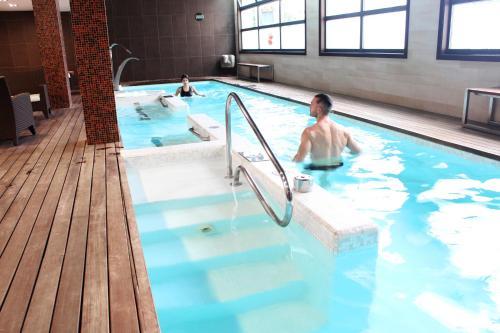 Premium Doppelzimmer Relax Hotel Pazo Los Escudos Spa & Beach 6