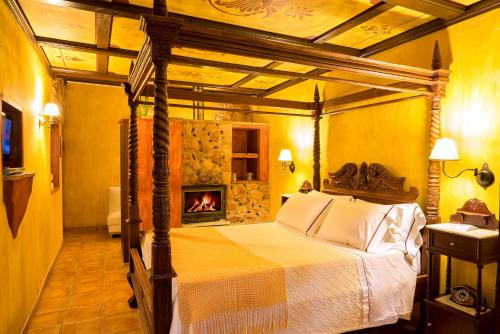 Superior Deluxe Double Room  Hotel Spa La Casa del Rector 6