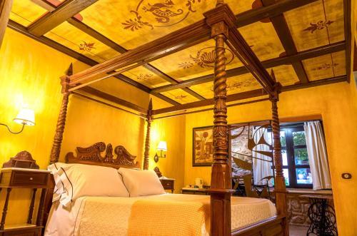 Superior Deluxe Double Room  Hotel Spa La Casa del Rector 8