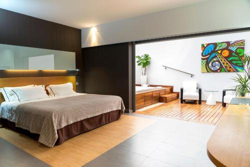 Superior Deluxe Double Room  Hotel Spa La Casa del Rector 4