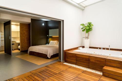 Superior Deluxe Double Room  Hotel Spa La Casa del Rector 1