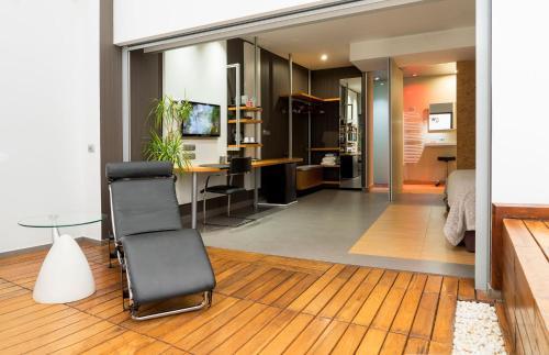 Superior Deluxe Double Room  Hotel Spa La Casa del Rector 12