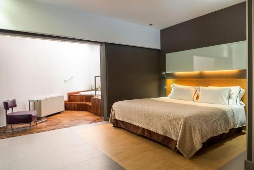 Superior Deluxe Double Room  Hotel Spa La Casa del Rector 13