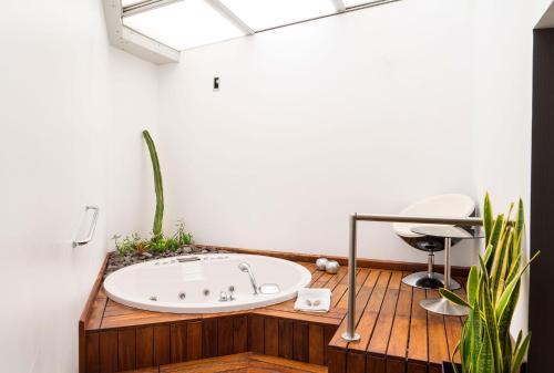 Superior Deluxe Double Room  Hotel Spa La Casa del Rector 15