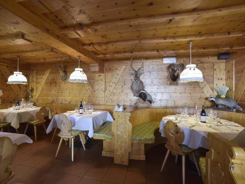 Rifugio Capanna Passo Valles - Accommodation - Falcade