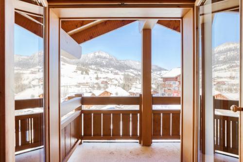 Schuss 2 - Appartement 2 chambres - Val d'Arly - Location saisonnière - Flumet