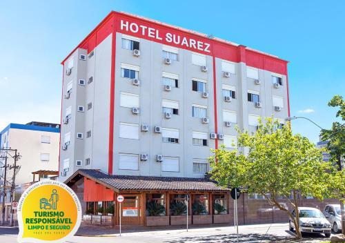 . Hotel Suárez Campo Bom