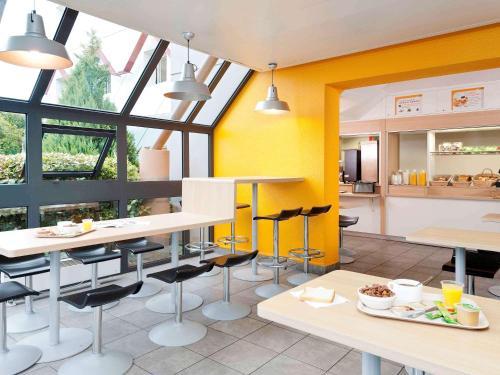 hotelF1 Pontarlier - Hôtel - Pontarlier
