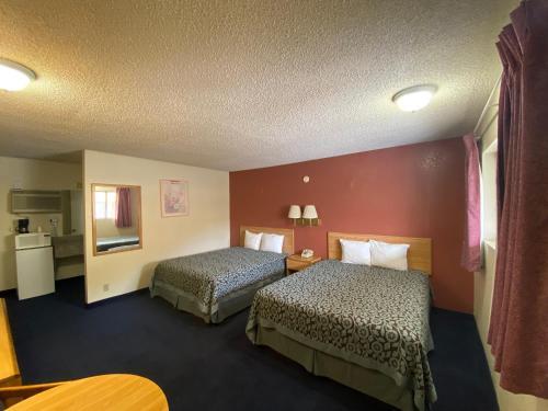 Budget Inn Las Vegas New Mexico - Accommodation - Las Vegas
