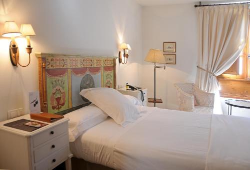 Einzelzimmer  Hotel Puerta de la Luna 1