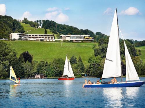 Фото отеля Landzeit Motor-Hotel Mondsee