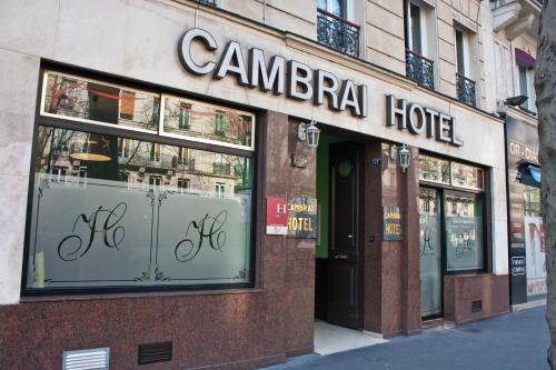 Hotel Cambrai - Hôtel - Paris