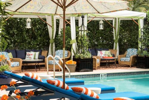 circa 39 hotel miami beach miami beach miami dade. Black Bedroom Furniture Sets. Home Design Ideas