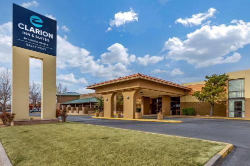 . Clarion Inn & Suites