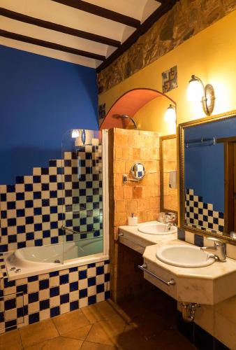 Rustic Double Room Hotel Spa La Casa del Rector 17