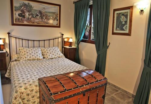 Superior Double Room - single occupancy Hotel Rural Masía la Mota 16