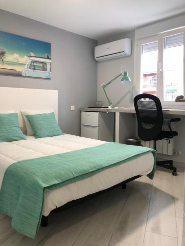 HABITACIONES CARLA - Hotel - Getafe