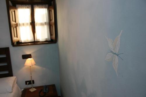 Doppelzimmer mit Hydromassage-Badewanne La Casona de Revolgo 23