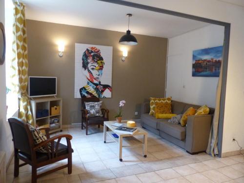 Chez Jean - superb air-conditioned apartment, 5 mins from the Castle - Location saisonnière - Carcassonne
