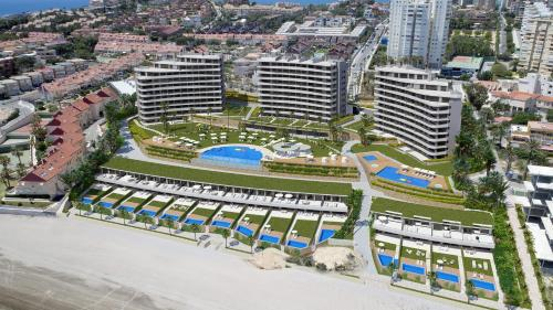 5* Apt, Best Location, Playa San Juan, heated pool