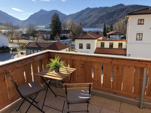 Apartment Berg und See - Schliersee