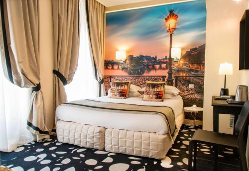 Hotel Ile De France Opéra - Paris
