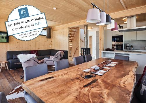 . Bergeralm Chalets by Alps Residence