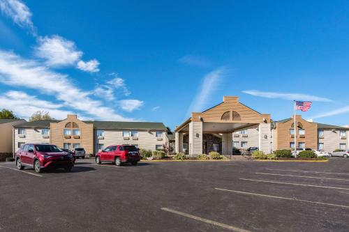 Quality Inn New Castle - Hotel