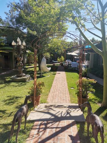 . Hacienda del Lago Boutique Hotel