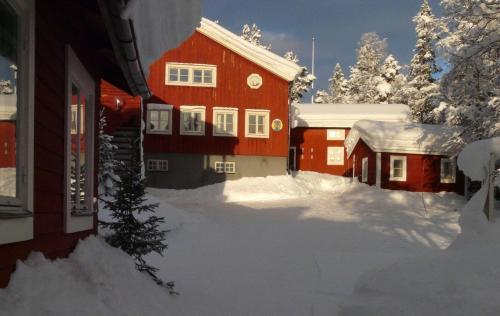 . STF Kvikkjokk Fjällstation