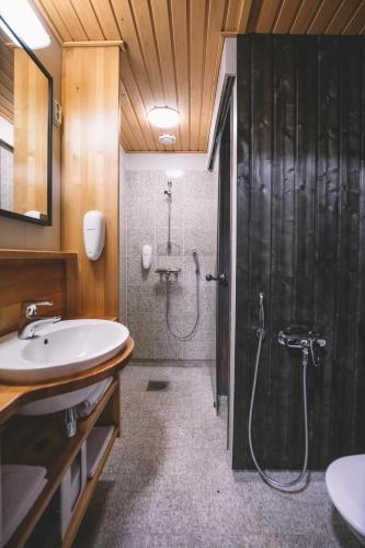 Santa's Hotel Aurora & Igloos - Luosto