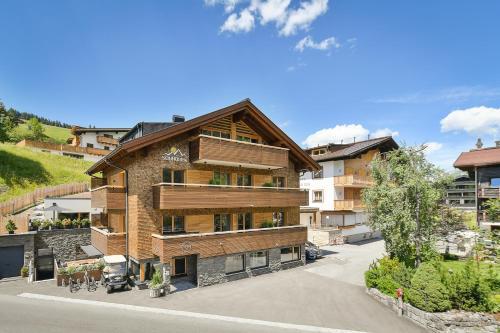 Hotel Sonnblick - Accommodation - Lech