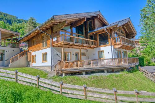 Chalet Schmitten by Alpen Apartments - Zell am See