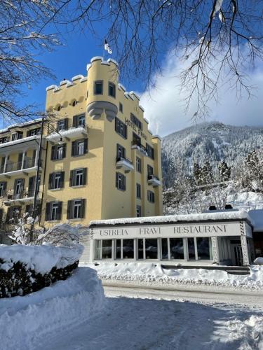. Hotel Fravi