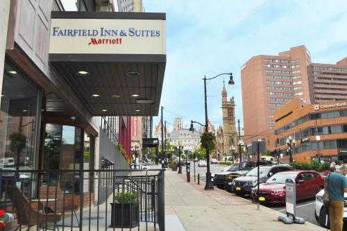 Fairfield Inn & Suites by Marriott Albany Downtown - Hotel - Albany