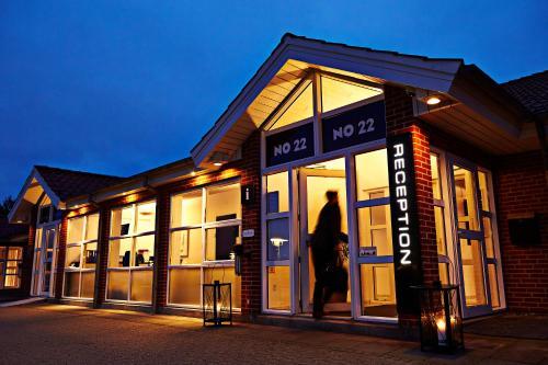 Hotel Svanen Grindsted