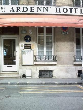 Ardenn'Hotel - Hôtel - Reims
