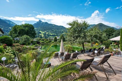 Hotel Vitalquelle Montafon Schruns