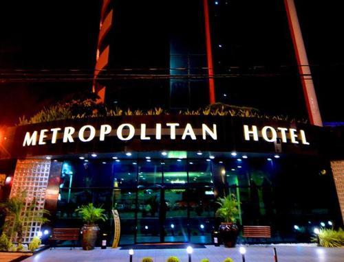 . Metropolitan Hotel