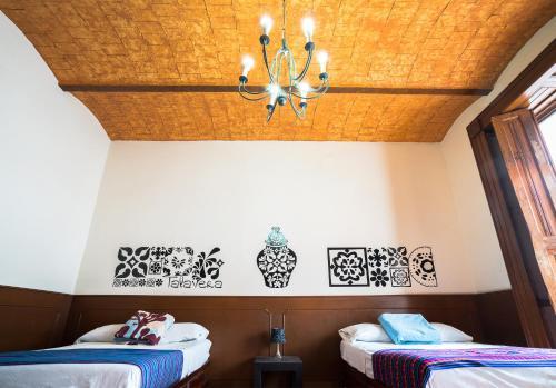 Hostal Santo Domingo, Puebla