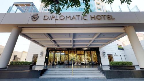 DiplomaticHotel - Mendoza