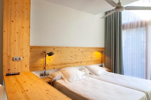 Großes Doppel-/Zweibettzimmer Tierra de Biescas 23