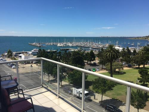 . Geelong Waterfront Penthouse Apartment