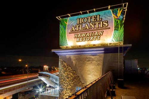 Hotel Atlantis Hawaiian Resorts(Adult only)