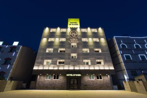. Hotel Yeogiuhtte Gyeongpo