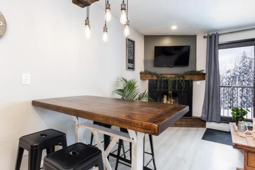 Nest On Perfection - Apartment - Big White
