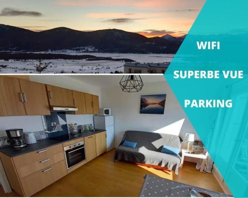 Appt T2 & Cabine - Superbe vue - WIFI - Apartment - Les Angles